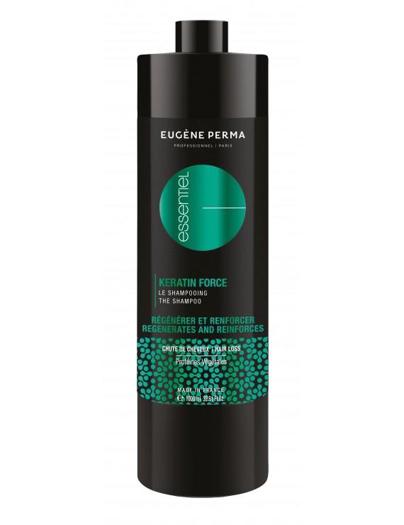 Eugene Perma Keratin Force  Şampuan 1000 ML