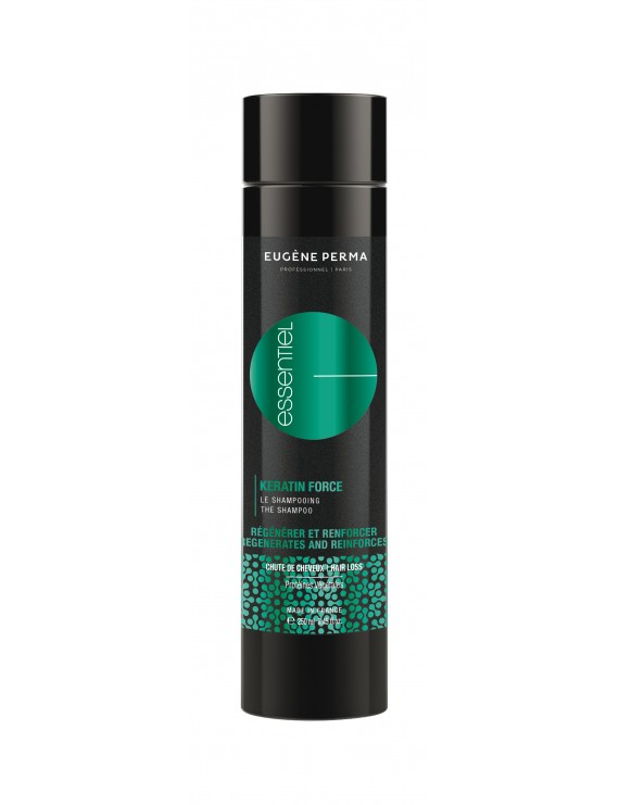 Eugene Perma Keratin Force  Şampuan 250 ml