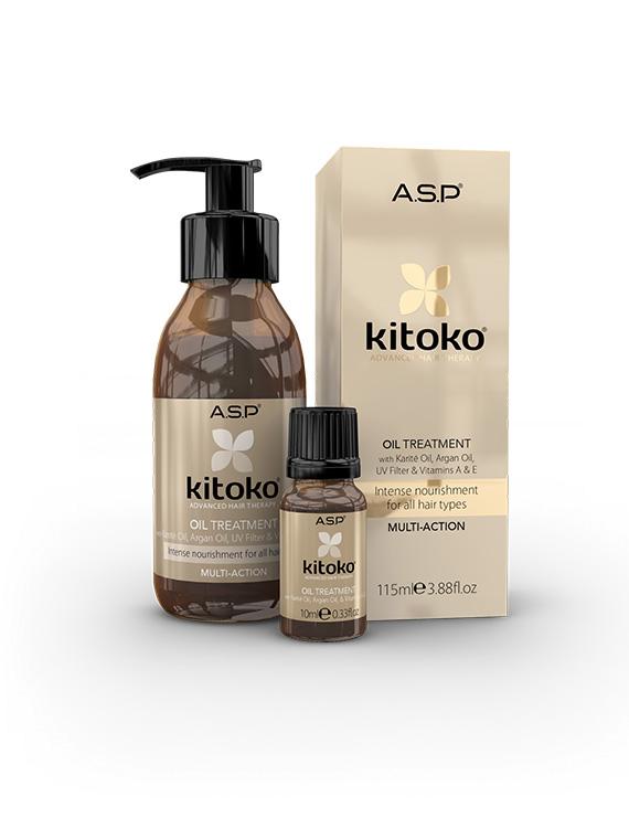 Kitoko Oil Treatment 115 ml