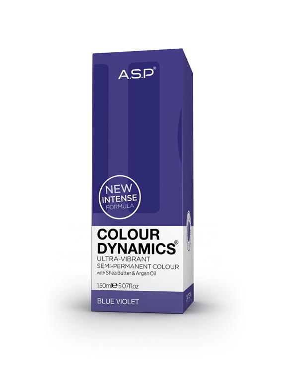ASP Colour Dynamics Blue Violet