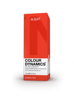 ASP Colour Dynamics Sunset Red