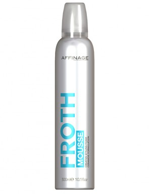Affinage Froth Mousse Styling Foam 300 ml