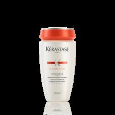 Kerastase - Nutritive Bain Satin 2 - Kuru Ve Hassaslaşmış Saçlar İçin Besleyici Şampuan 250Ml