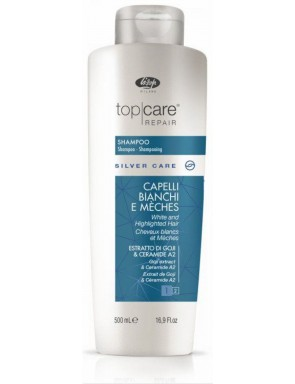Lisap Top Care Silver Shampoo 500 ml