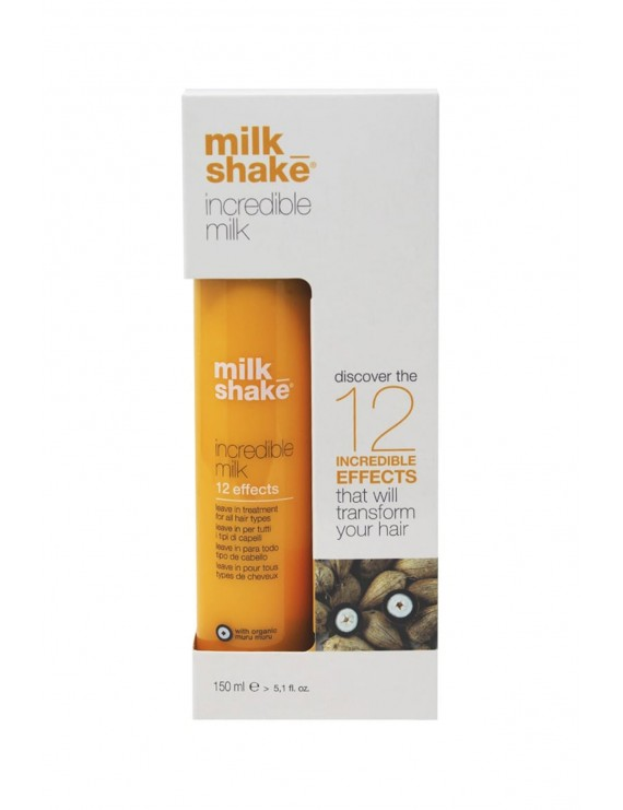 Milk Shake Incredible Milk 12 Etkili Durulanmayan Bakım Kremi 150ml