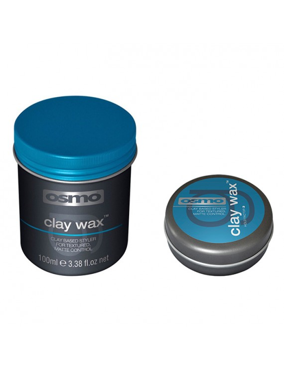 OSMO Clay Wax Doğal Görünüm ve Mat Sonuç Sağlayan Kil Bazlı Sert Wax 100ml