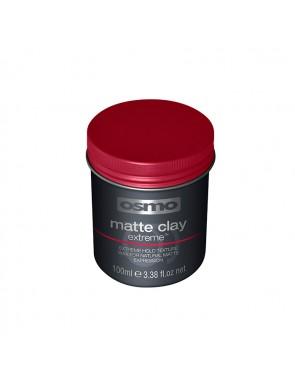 OSMO Matte Clay Extreme İleri Düzeyde Sert ve Mat Kil Bazlı Wax 100ml